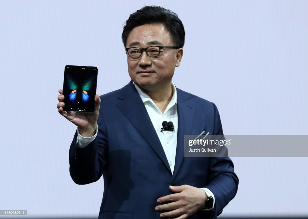 CA: Samsung Hosts Annual Galaxy Unpacked Event Unveiling New Devices Including S10 Smartphone