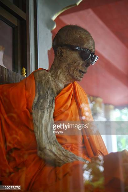 koh samui mummy, thailand - mummy stock photos and pictures