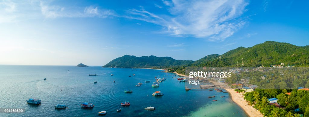 Koh Tao Island, Thailand : Stock Photo