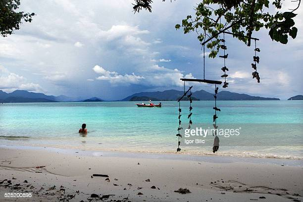 Koh Wai island in the Gulf of Thailand