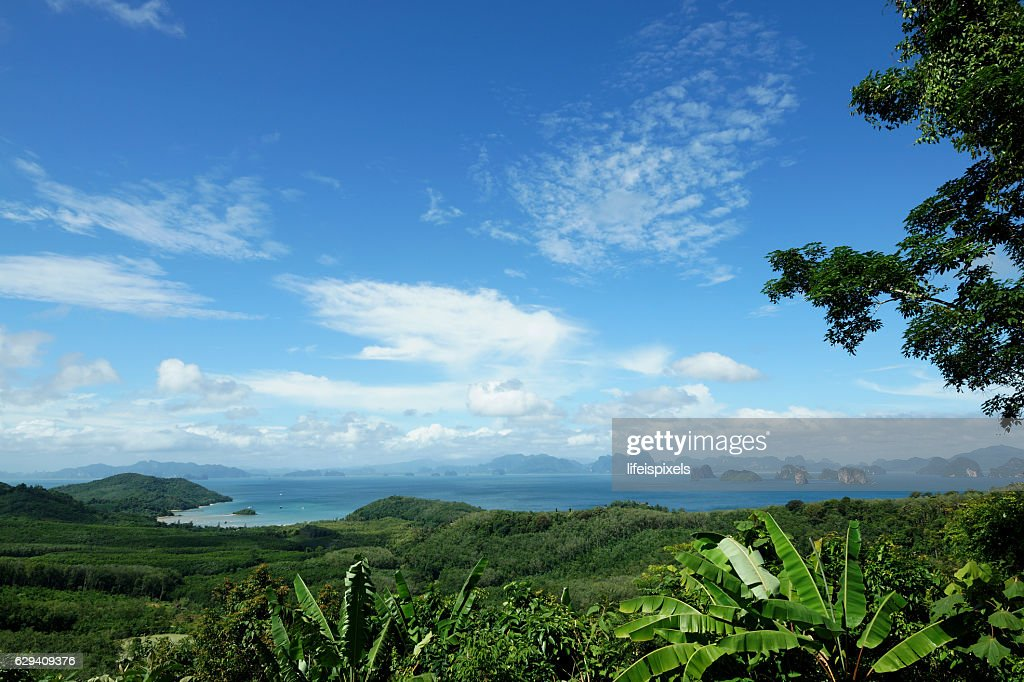 Koh Yao Noi Island, Thailand : Stock Photo