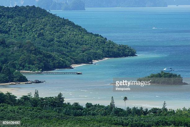 koh yao noi island, thailand - lifeispixels stock pictures, royalty-free photos & images