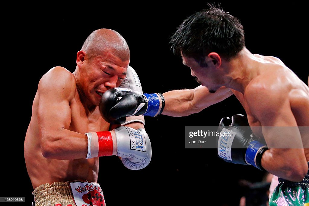 Kohei Kono v Koki Kameda : News Photo