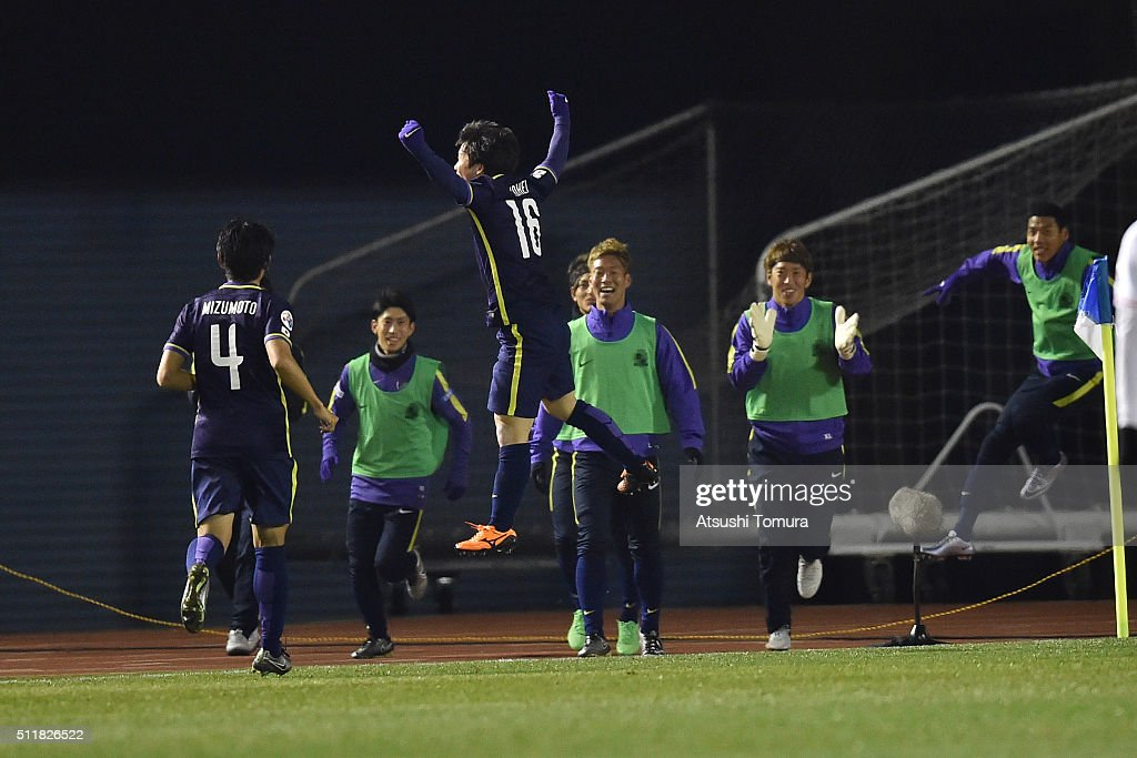 Sanfrecce Hiroshima v Shandong Lueng FC - AFC Champions League Group F : News Photo