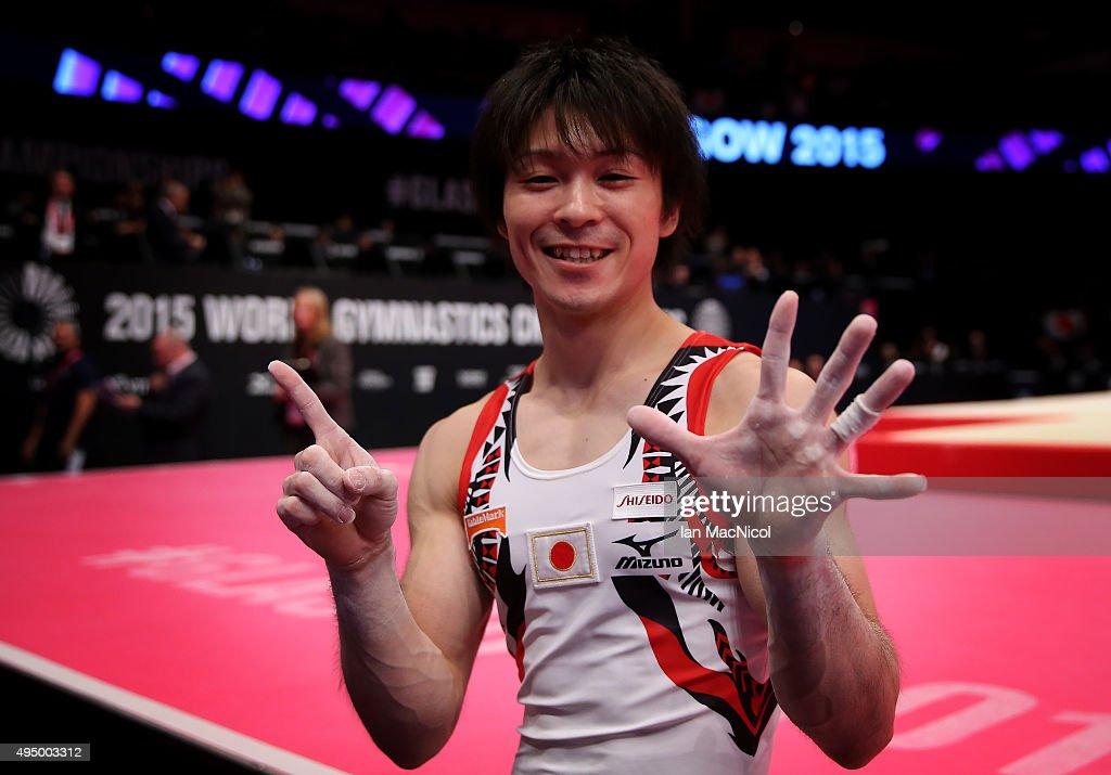 2015 World Artistic Gymnastics Championships - Day Eight : News Photo