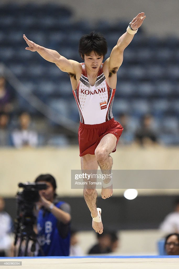 Artistic Gymnastics NHK Trophy - DAY 2 : News Photo