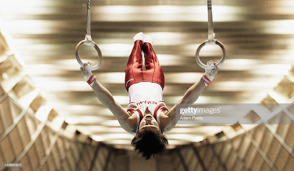Artistic Gymnastics NHK Trophy - Day 2 : News Photo