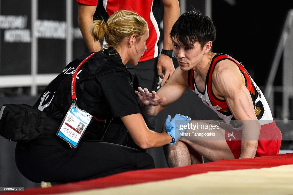 Artistic Gymnastics World Championships - Day 1 : News Photo