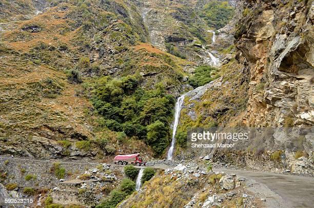 Kohistan (Land of Mountains)