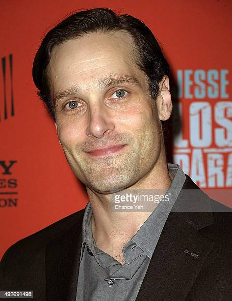 """Kohl Sudduth attends """"Jesse Stone: Lost In Paradise"""" New York premiere at Roxy Hotel on October 14, 2015 in New York City."""