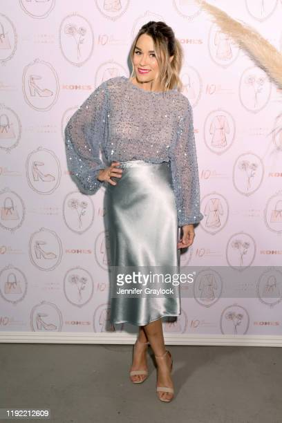 Kohl's and Lauren Conrad celebrate the 10th anniversary of the LC Lauren Conrad collection with exclusive dinner party for media influencers family...