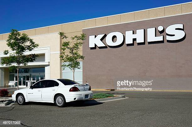 kohl's - kohls stock photos and pictures