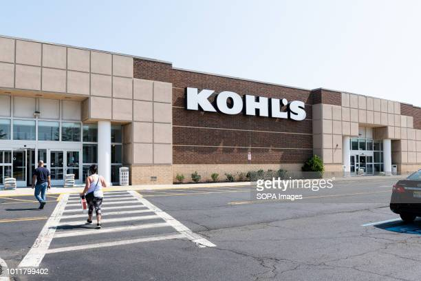 Kohl's store in Woodland Park New Jersey