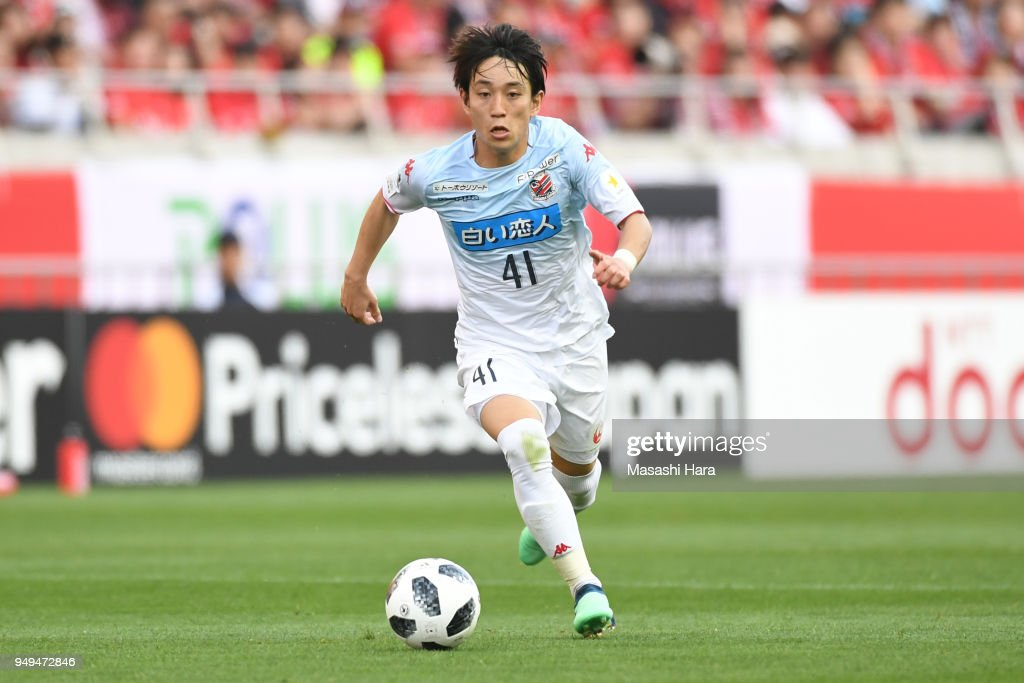 Urawa Red Diamonds v Consadole Sapporo - J.League J1 : News Photo