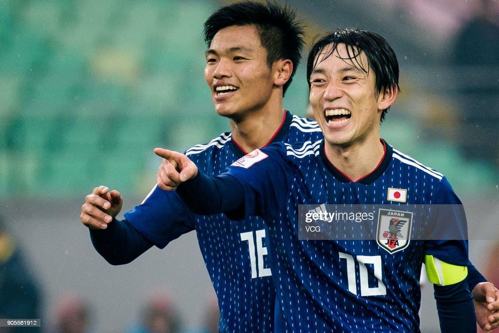 Japan v North Korea - AFC U23 Championship China 2018 Group Stage