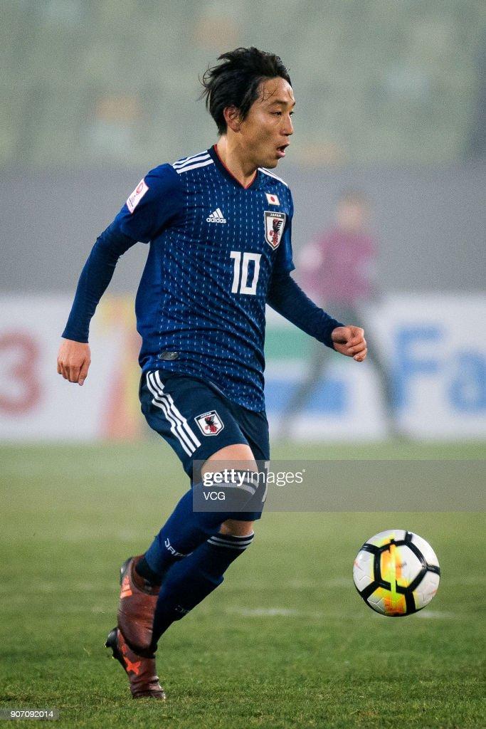 AFC U23 Championship Quarter-final: Japan v Uzbekistan