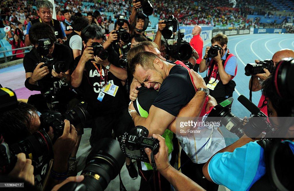 Best of the 13th IAAF World Athletics Championships Daegu 2011