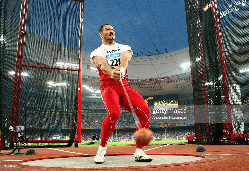 Olympics Day 9 - Athletics : News Photo