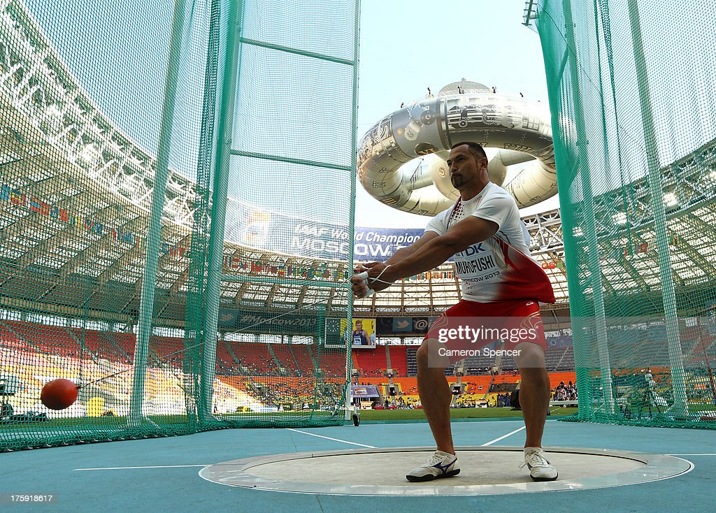 14th IAAF World Athletics Championships Moscow 2013 - Day One