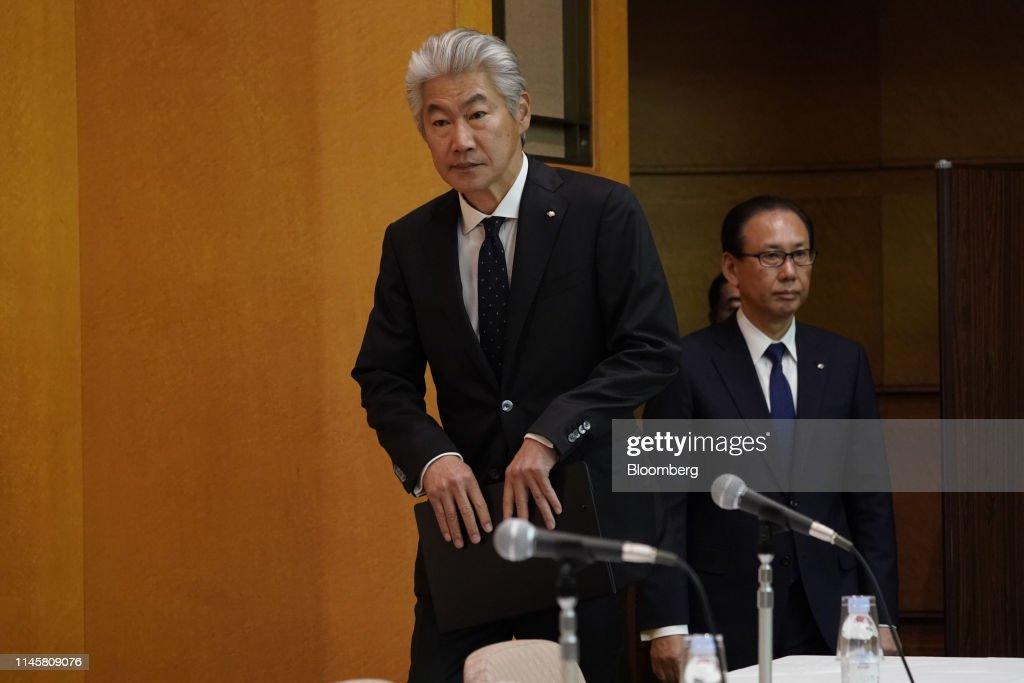 JPN: Nomura CEO Pay Cut Over Information Leak as FSA Prepares Penalty