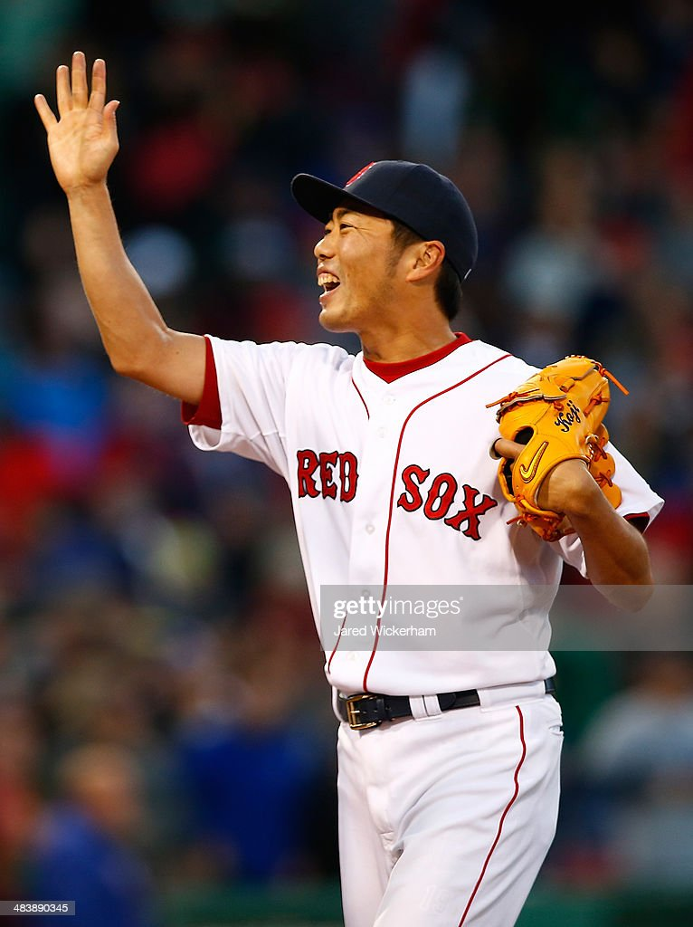 Texas Rangers v Boston Red Sox : News Photo