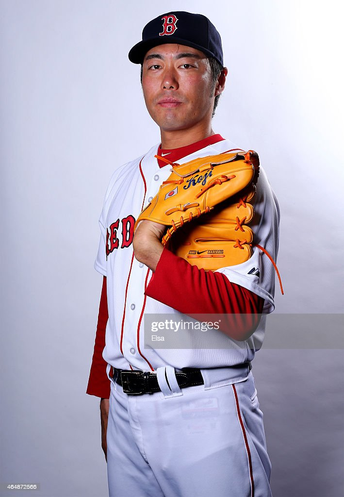 Boston Red Sox Photo Day : News Photo