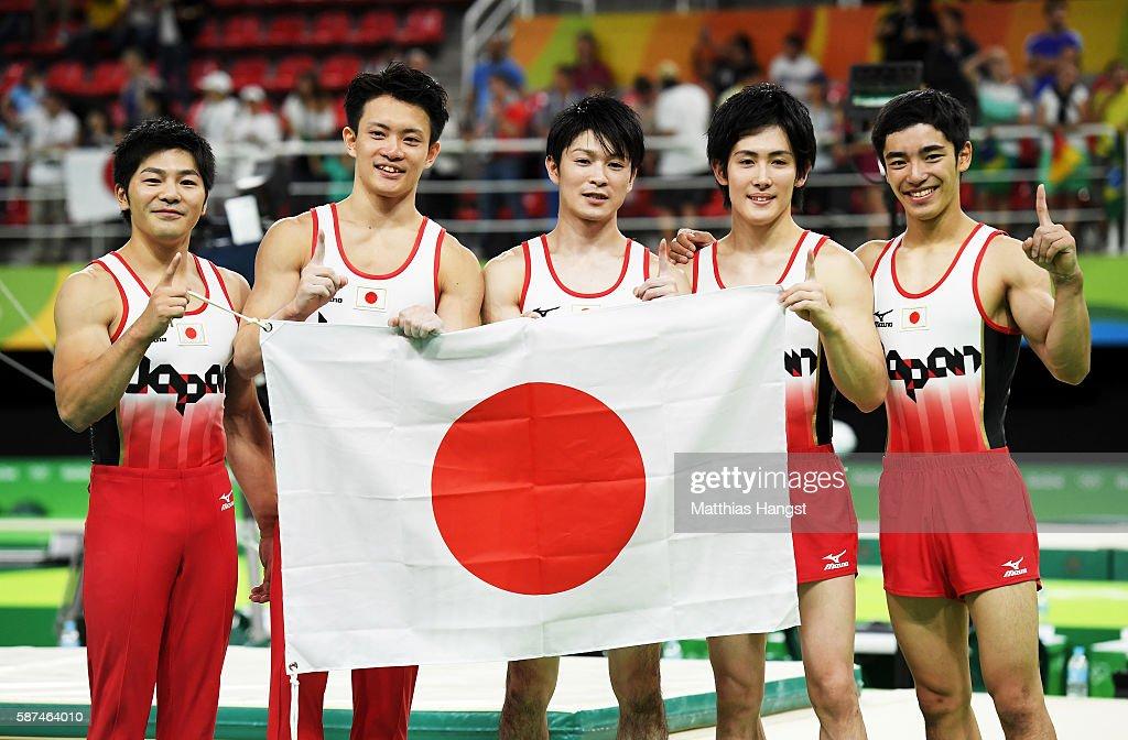 Gymnastics - Artistic - Olympics: Day 3 : News Photo