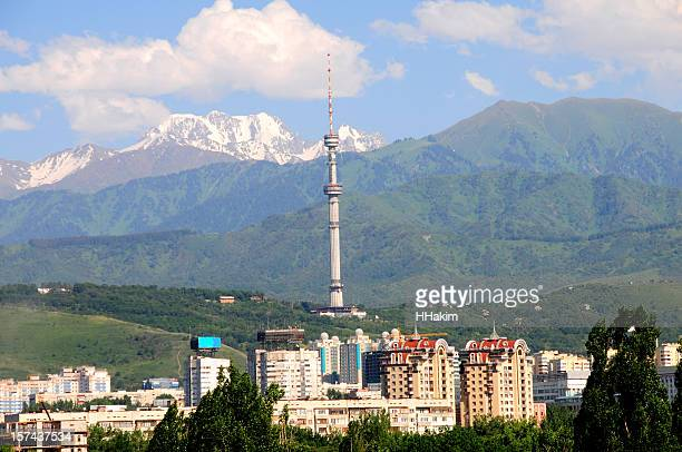 Kok Tobe Tower