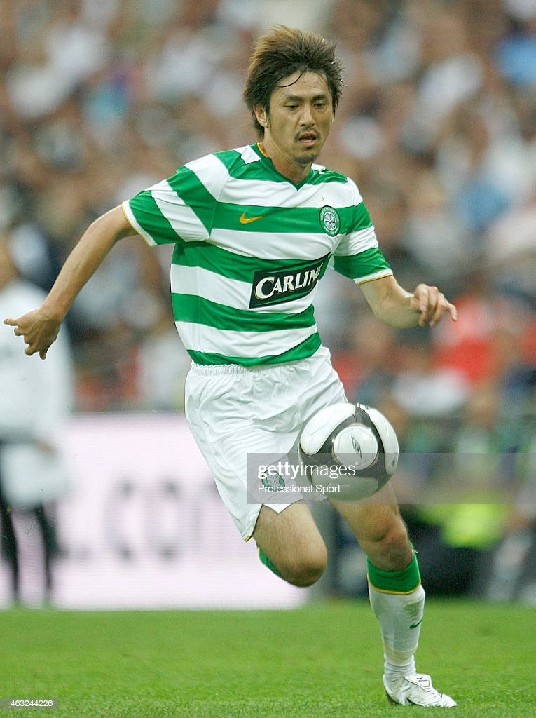 Celtic v Al Ahly - The Wembley Cup : ニュース写真