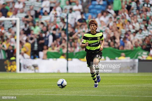 Koki Mizuno of Celtic