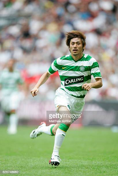 Koki Mizuno of Glasgow Celtic