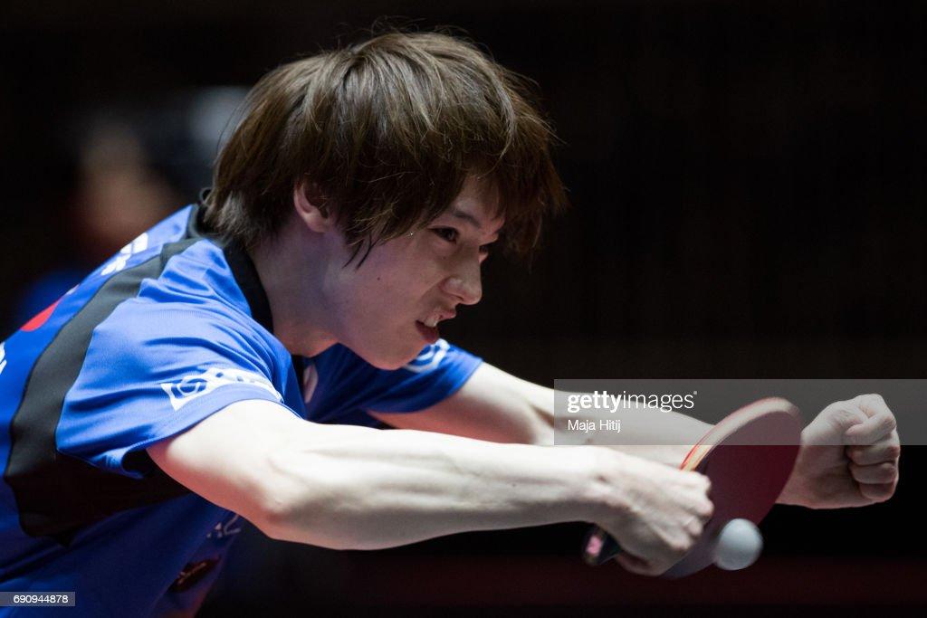 Table Tennis World Championship - Day 3