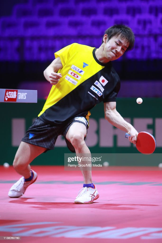 HUN: Liebherr 2019 ITTF World Table Tennis Championships