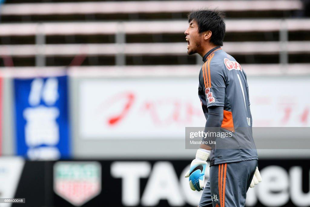 Sagan Tosu v Albirex Niigata - J.League J1 : News Photo