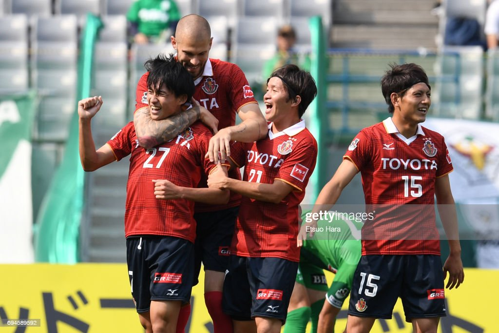 Tokyo Verdy v Nagoya Grampus - J.League J2 : News Photo