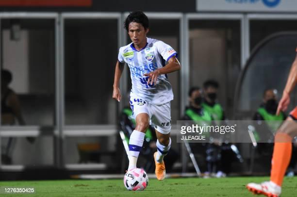Koki SUGIMORI of Tokushima Vortis in action during the J.League Meiji Yasuda J2 match between Omiya Ardija and Tokushima Vortis at Nack5 Stadium...