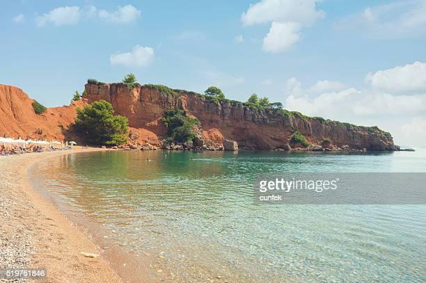 Kokkinokastro spiaggia, Alonissos (Alonneso