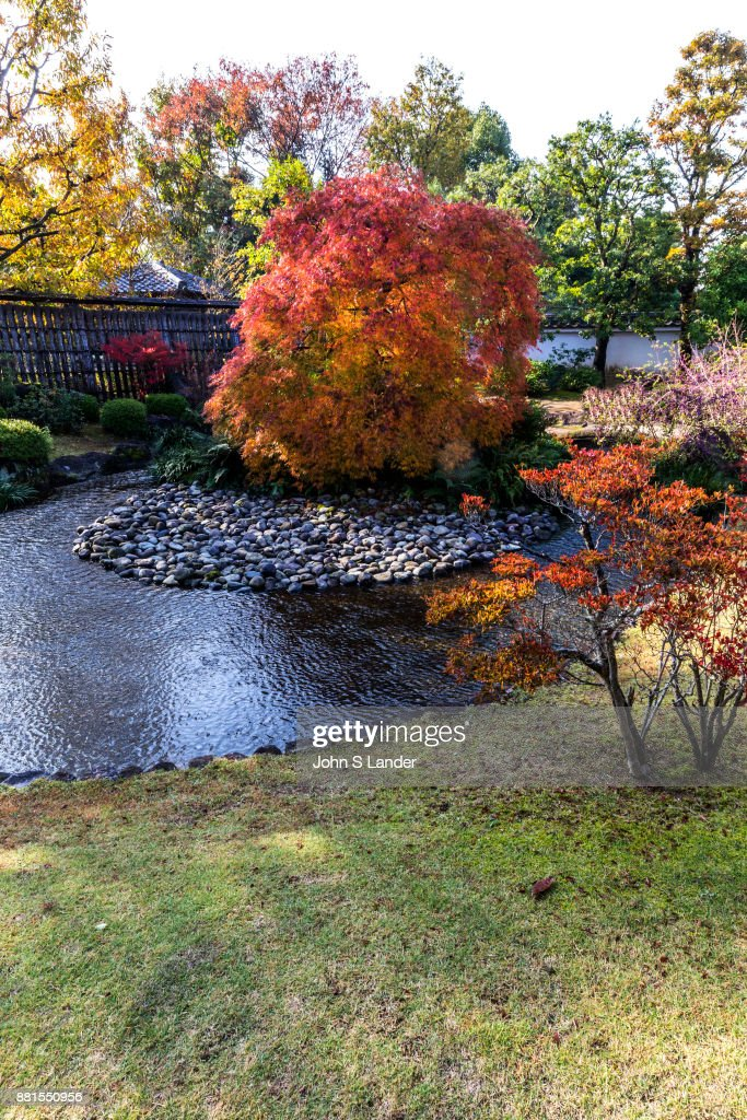 Kokoen Is A Relatively Modern Japanese Garden, Opened In 1992 On The Former  Site Of