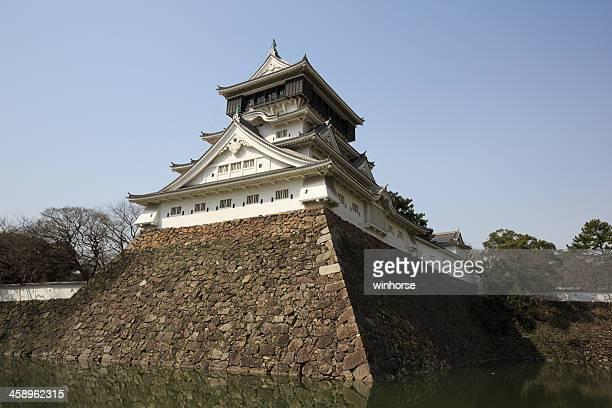 小倉城日本で - 北九州市 ストックフォトと画像