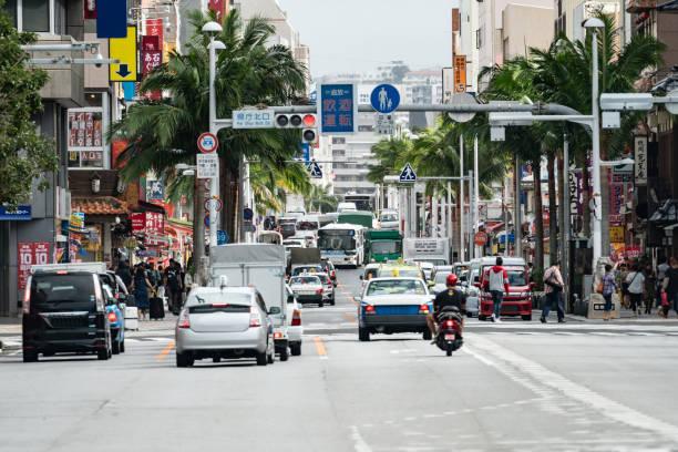 Naha Okinawa, Japan