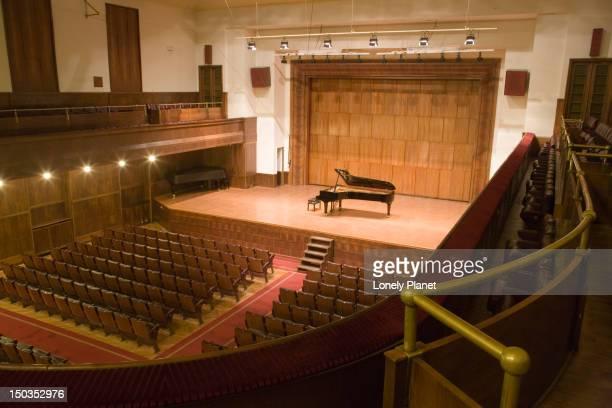 Kolarcev Cultural Centre concert hall.