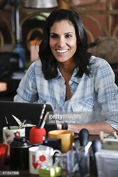 Kolcheck A Pictured Daniela Ruah Callen and Sam search for answers when they find dead crew members from the missing oil tanker used in Arkady's deal...