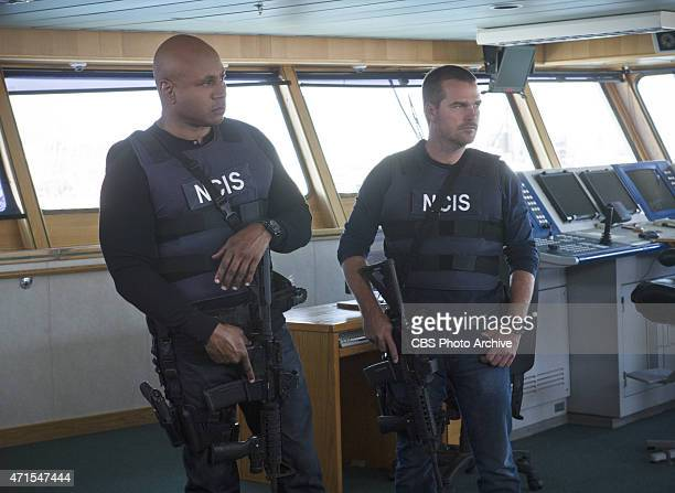 Kolcheck A Pictured LL COOL J and Chris O'Donnell Callen and Sam search for answers when they find dead crew members from the missing oil tanker used...