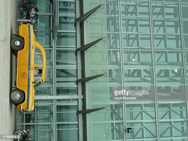 Kolkata Airport Ambassador Taxi