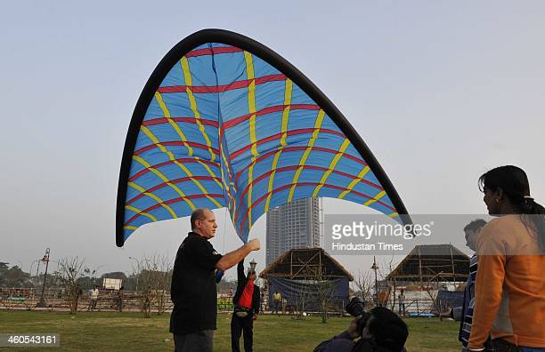Kolkata to host Vokatta International Kite Festival starting on Sunday in New Town on January 4 2014 in Kolkata India Vokatta is the biggest...