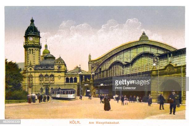 Koln, Am Hauptbahnhof, , 20th Century.