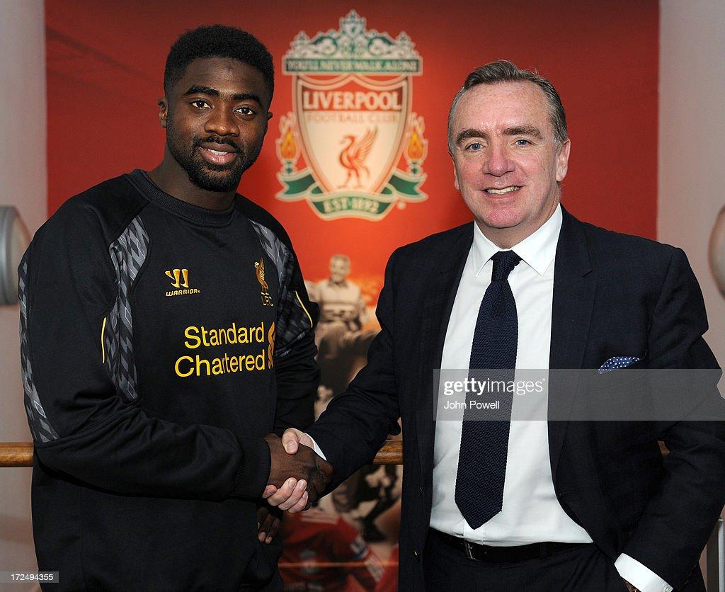 Kolo Toure Signing