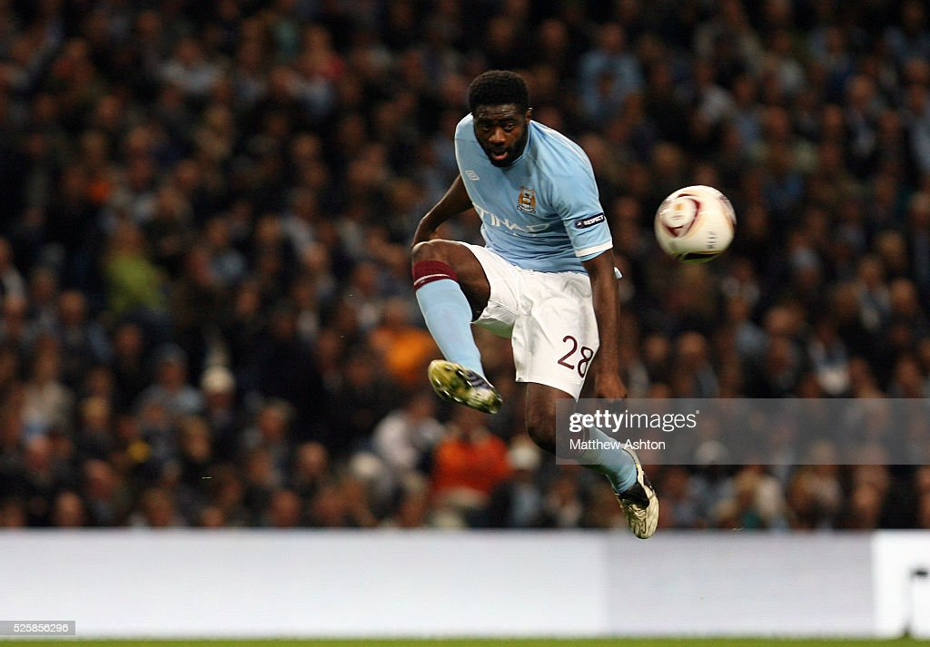 Soccer - UEFA Europa League Group A - Manchester City v Juventus : News Photo