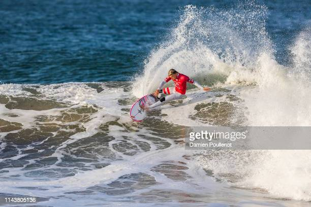 Kolohe Andino is eliminated from the 2018 MEO Rip Curl Pro Portugal with an equal 13th finish after placing second in Heat 2 of Round 3 in Peniche...