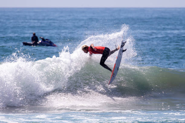 CA: US Open of Surfing Huntington Beach presented by Shiseido